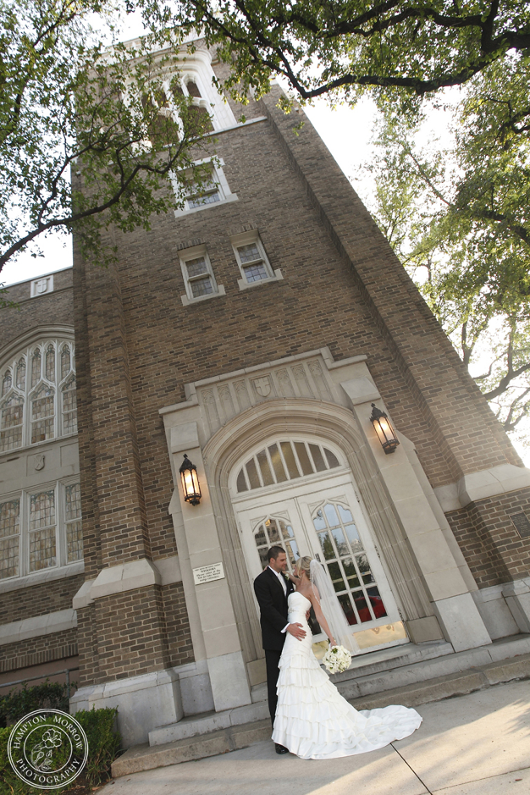Lindsay And Jesse Wedding At First United Methodist Church And