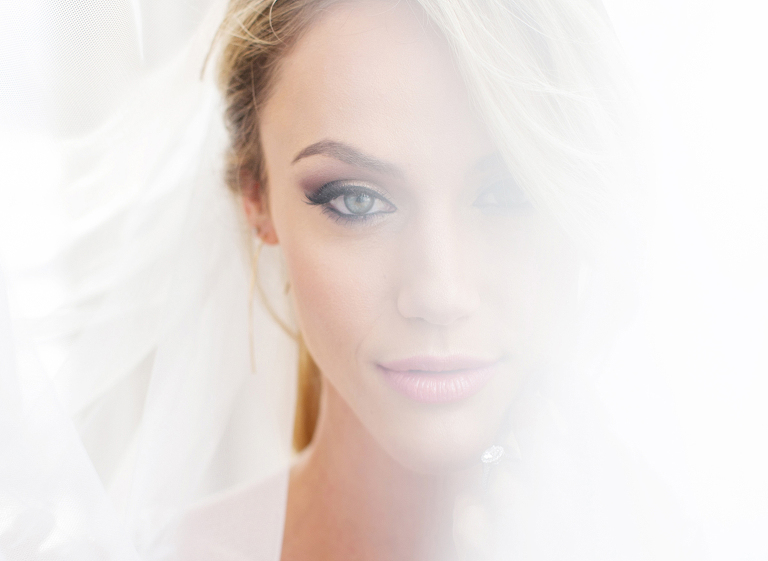 Bridal Portfolio for Hampton Morrow Photography