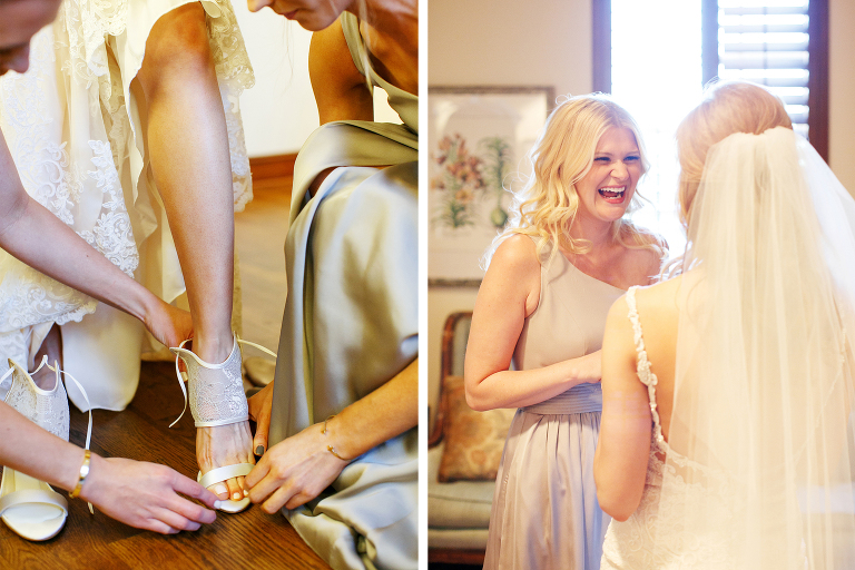 Featured wedding of Lauren and Zack by Hampton Morrow Photography